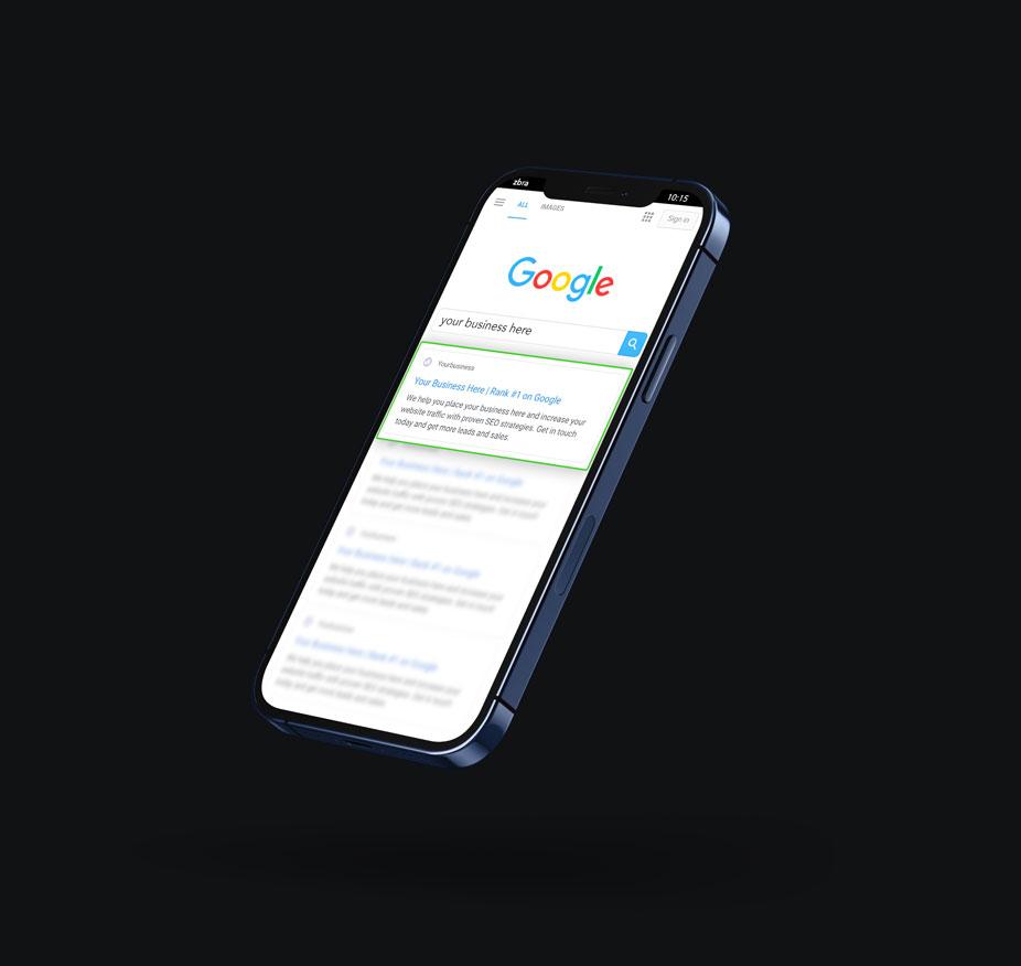 ppc services mobile google